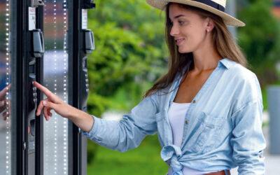 Automatentankstellen mit Snack-Automaten!